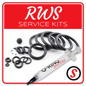 RWS airguns O-Ring seal rifle service kit + OPTIONAL GREASE