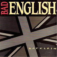 CD - BAD ENGLISH - Backlash