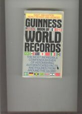 GUINNESS BOOK OF WORLD RECORDS  1990  Guinness Book of World Records