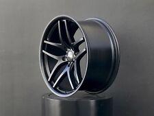 20 inch Inovit Speedy Wheel in Matt Black Suit Holden Commodore VE VF VY VS HSV