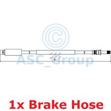APEC BRAKING 465mm Scheibe Bremssattel flexibel GUMMISCHLAUCH hos4043