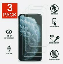 Tempered Glass For Iphone Xs Glass Screen Protector - 3 Pieces