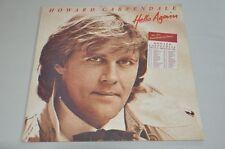 Howard Carpendale - Hello Again - Deutsch 80er - Album Vinyl Schallplatte LP
