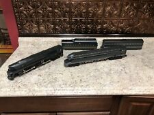 Lot Of 2 Lionel Locomotives With Boxes O Gauge Trains Both Penn Trains