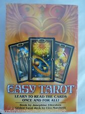 Easy Tarot Learn to Read the Cards Once and For All!  Ciro Marchetti