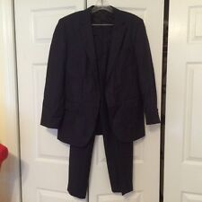 Hugo Boss 'James/Sharp' Trim Fit Wool Suit - Navy - Size 38S - New/minor defect