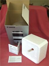 ***BOX / PACKAGING ONLY*** for Canon EF 100-400mm f/4.5-5.6L IS II USM