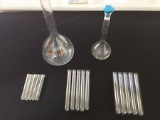 Mixed Laboratory Glass (C9) Including E-Mil