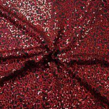 Sequin Fabric Dancewear Lycra Stretch Premium Quality Sparkle Dressmaking