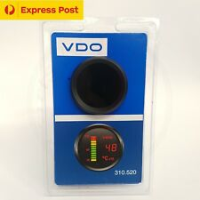 VDO 12v DIGITAL PYROMETER PYRO EGT GAUGE 4WD AUTOMOTIVE TRUCK