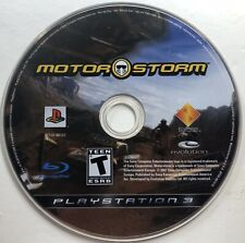 MotorStorm - PS3 - DISC ONLY - Tested - Game Only - Sony PlayStation 3
