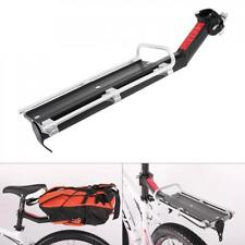 Aluminum Bike Bicycle Cycling Rear Rack Seatpost Pannier Luggage Carrier Shelf