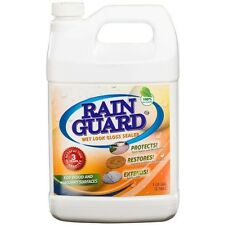 Rainguard Wet Look High Gloss Water Sealer 1 Gal: Concrete, Stone, Brick, Wood