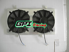Radiator Shroud +Thermo FAN FOR NISSAN PATROL GQ SAFARI 2.8 & 4.2LT DIESEL Y60