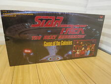 Star Trek The Next Generation Game of the Galaxies Board Game - New In Box NOS