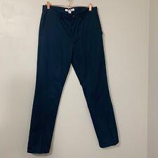 Amazon Essentials Mens Slim Pants Navy Size 32X34