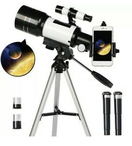 Astronomical Telescope F30070M Monocular with Tripod for Astronomy