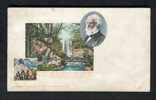 c1909 Views: Laughing Water Minnehaha Park & Native Indians, Canada