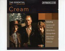 CDCREAMthe essential collectionHOLLAND 2007 2CD EX+ (R2906)
