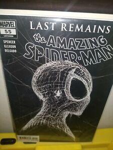 Amazing Spider-Man #55 Gleason 1st Print NM unread Marvel WebHead
