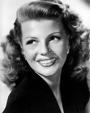 RITA HAYWORTH LEGENDARY ACTRESS - 8X10 PUBLICITY PHOTO (NN-096)