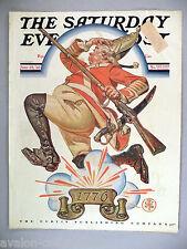 Saturday Evening Post - June 28, 1930 - COVER ONLY ~~ J.C. Leyendecker art