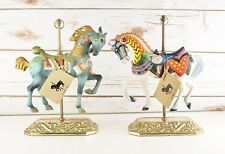 Carousel Horse Scale Replicas Stein & Goldstein Designs Santa Monica Pier Smiths
