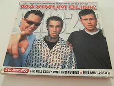 Maximum Blink 182 / Interview / Audio / Booklet (CD Album) Used Very Good