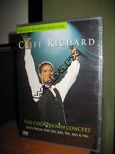 CLIFF RICHARD THE COUNTDOWN CONCERT DVD NUOVO SIGILLATO