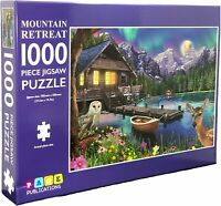 Page Publications Collection Mountain Retreat Puzzle Games Jigsaw Puzzles 1000