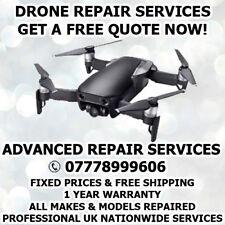 DJI DRONE REPAIR SERVICE UFI UFL UF.L COAXIAL ANTENNA CONNECTOR REPLACEMENT