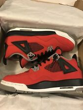 Air Jordan 4 Retro Toro Bravo. US 7 Red Black Gray. Send me any offers you have!