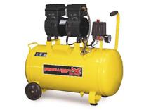 Compressore silenziato a secco 24 Lt Aria compressa Motore 1 Hp 8  Bar PH024S