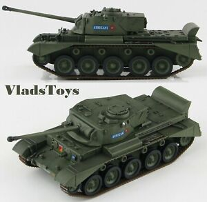 Hobby Master 1:72 Leyland Comet Tank British Army Queen's Own Hussars HG5208