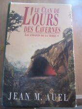 Jean M. Auel: Le Clan de l'Ours des Cavernes/ France Loisirs, 1992