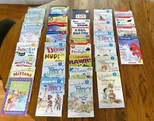 Lot of 34 Children's Paperback Level Readers: 8 Little First and 26 Level 1