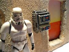 Star Wars Custom Cast Award Winning Diorama Parts Control Panel Gray Style