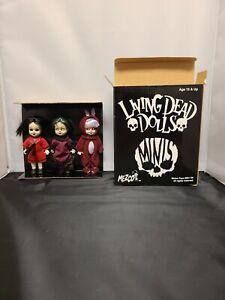 Living Dead Dolls Japan Club Mez Miniatures limited 500