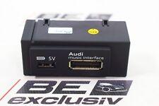 Audi a3 8v cabrio Music Interface ami usb hembra Connector 8v0035736 5q0035736a