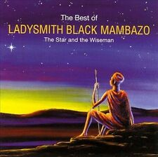 Star & Wiseman, Ladysmith Black Mambazo,Very Good, ### Audio CD with artwork-com