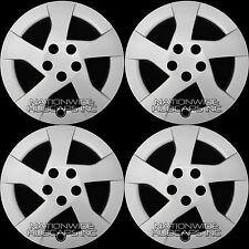 "Set of 4 10-12 Toyota Prius 15"" Wheel Covers Hub Caps 5 Slot Full Rim Skins Hubs"