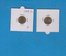 Gertbrolen 5 Centimes  Marianne en Cupro-Aluminium-Nickel 1969 Exemplaire N° 2