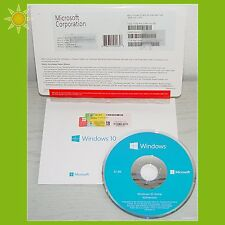 ► Microsoft Windows 10 Home Edition DE Voll 32 Bit DVD + Kein Recovery KW9-00178