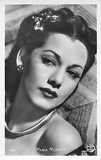 CARTE POSTALE PHOTO MARIA MONTEZ ACTRICE UNIVERSAL INTERNATIONAL