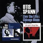 Otis Spann - Live the Life & Chicago Blues [New CD] UK - Import