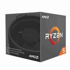 AMD Ryzen 5 2600X 3.6GHz 6 Core AM4 Boxed Processor with Wraith Spire Cooler NEW