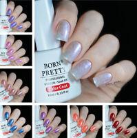10ml Born Pretty Nail Art Holographic Soak Off UV Gel Nagellack UV LED Maniküre