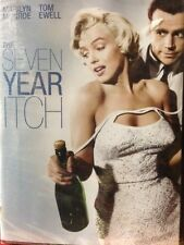 The Seven Year Itch (1955) New Sealed DVD Marilyn Monroe FREE SHIPPING !!!