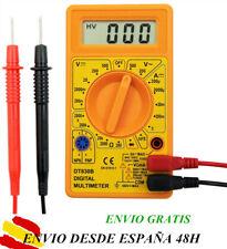 Multímetro Medidor de capacitancia/Capacidad eléctrica