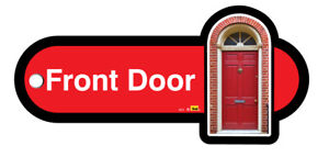 Front Door - Key Fob/Key Ring By Find - Dementia & Alzheimer's